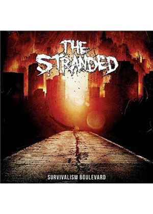 Stranded - Survivalism Boulevard (Music CD)