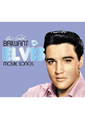 Elvis Presley - Brilliant Elvis (Movie Songs) (Music CD)