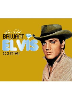 Elvis Presley - Brilliant Elvis (Country) (Music CD)