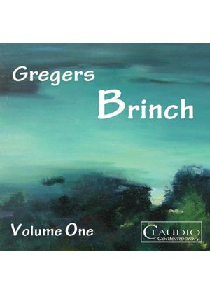 Gregers Brinch, Vol. 1 (Music CD)