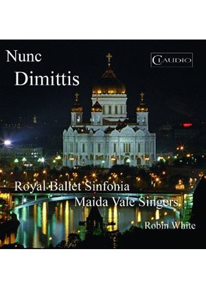 Nunc Dimittis (Music CD)