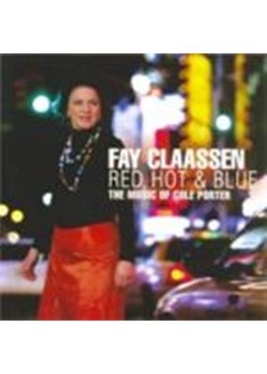 Fee Claassen - Red Hot And Blue (Music CD)