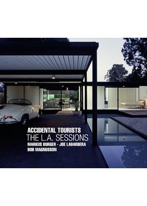 Accidental Tourists - L.A. Sessions (Music CD)