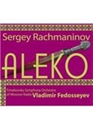 Rachmaninov: Aleko (Music CD)