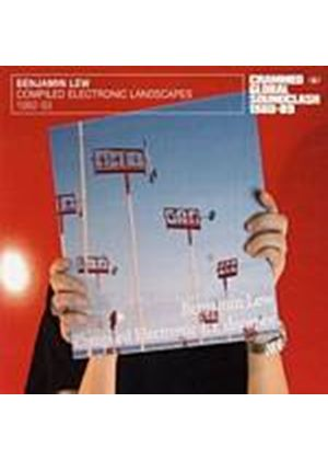 Benjamin Lew - Compiled Electronic Landscapes (Music CD)
