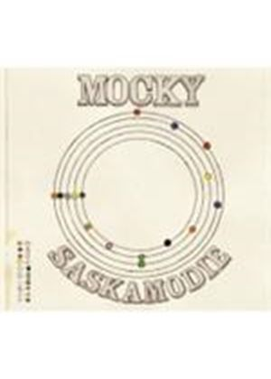 Mocky - Saskamodie (Music CD)