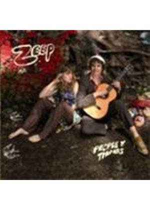 Zeep - People And Things (Music CD)