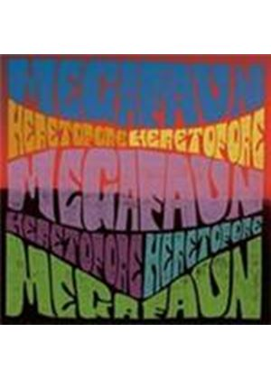 Megafaun - Heretofore (Music CD)