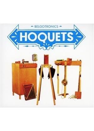 Hoquets - Belgotronics (Music CD)