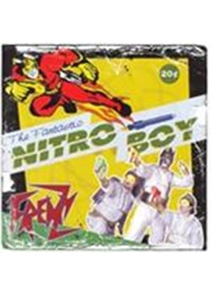 Frenzy - Fantastic Nitro Boy (Music CD)