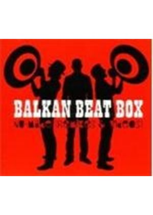 Balkan Beat Box - Nu-Made [CD + DVD]