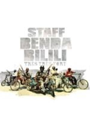 Staff Benda Bilili - Tres Tres Fort (Music CD)