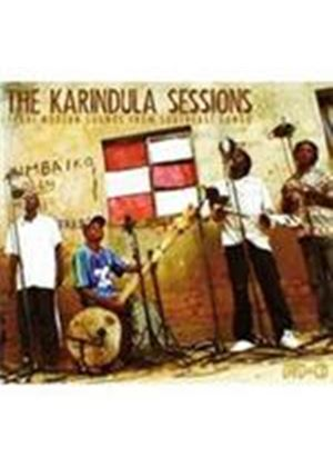 Various Artists - Karindula Sessions, The (Tradi-Modern Sounds From South East Congo/+DVD)