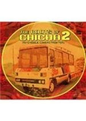 Various Artists - Roots Of Chicha Vol.2, The (Psychedelic Cumbias From Peru) (Music CD)