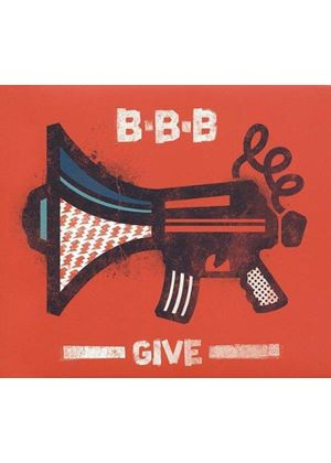 Balkan Beat Box - Give (Music CD)