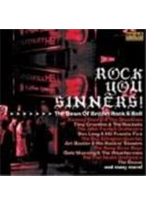 Various Artists - Rock You Sinners
