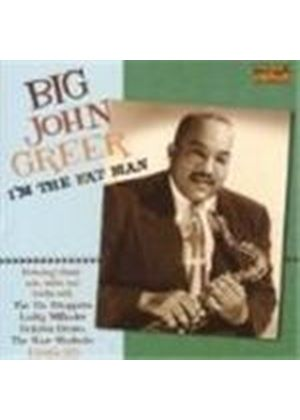 Big John Greer - Im The Fat Man (Music CD)