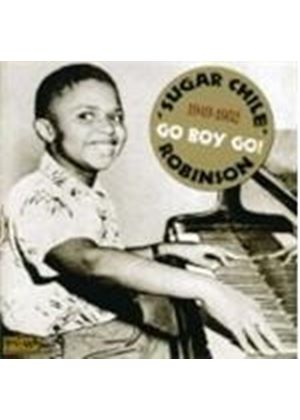Sugar Chile Robinson - Go Boy Go! (Music CD)