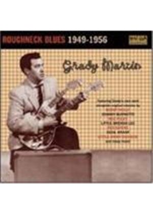 Grady Martin - Roughneck Blues 1949-1956 (Music CD)