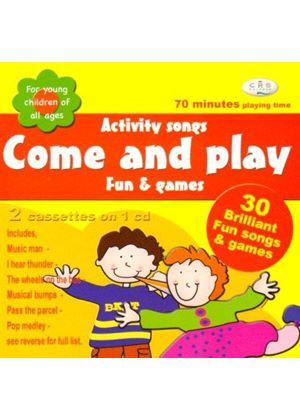 Various Artists - Come And Play - Activity Songs Fun & Games