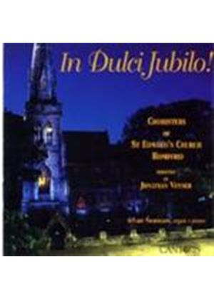 VARIOUS COMPOSERS - In Dulci Jubilo! (Venner, St. Edward's)