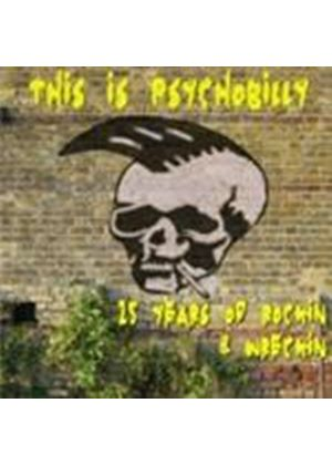Various Artists - This Is Psychobilly (Music CD)
