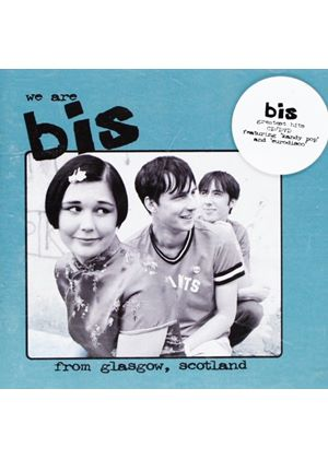 Bis - We Are Bis From Scotland Glasgow (Greatest Hits/+DVD)