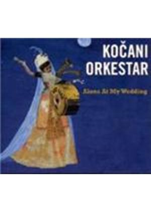 Kocani Orkestar - Alone At My Wedding [US Import]
