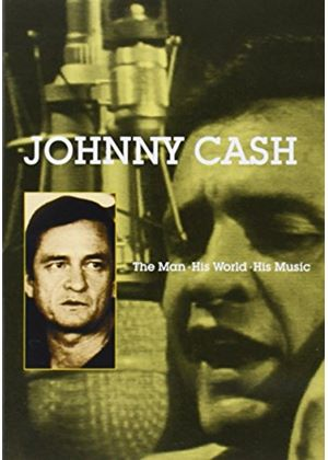 Johnny Cash-The Man His World