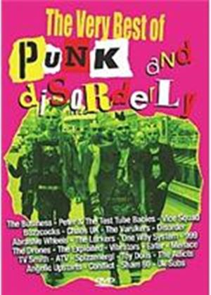 Very Best Of Punk And Disorderly