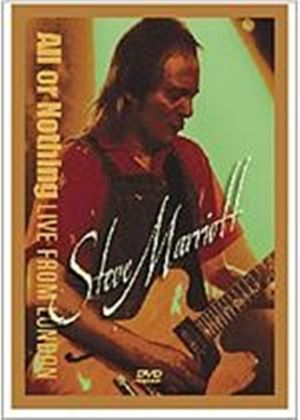 Steve Marriott - All Or Nothing - Live From London