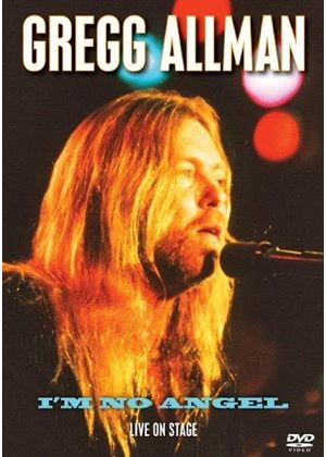 Gregg Allman - I'm No Angel (Live on Stage/Live Recording/+DVD)