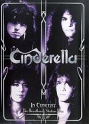 Cinderella - In Concert - The Heartbreak Station Tour