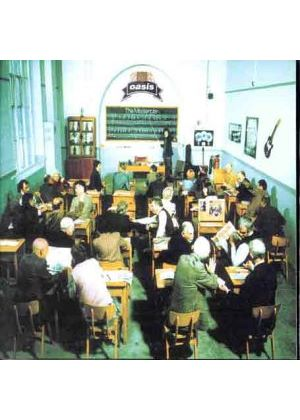 Oasis - The Masterplan (Music CD)