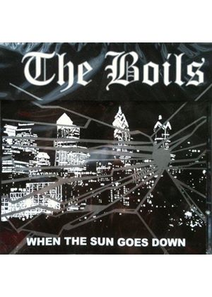 Boils (The) - When the Sun Goes Down EP (Music CD)