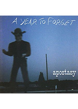 Year to Forget (A) - Apostasy (Music CD)