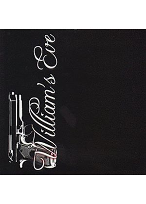 William's Eve - First Class Gun (Music CD)