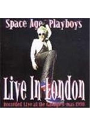 Space Age Playboys - Live In London