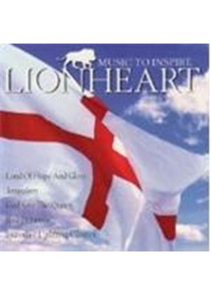 Various Artists - Lionheart - Music To Inspire (Music CD)