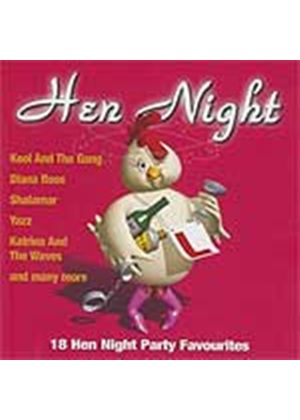 Various Artists - Hen Night (Music CD)