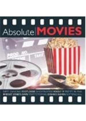 Various Artists - Absolute Movies (Music CD)