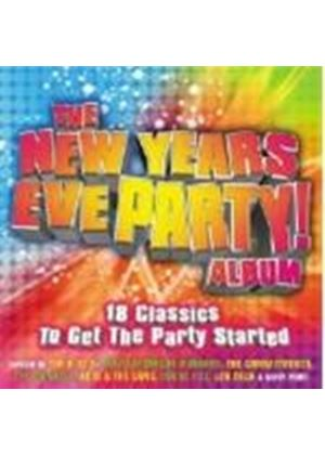 Various Artists - The New Years Party Album (Music CD)