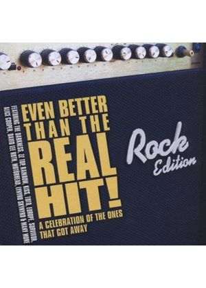 Various Artists - Even Better Than The Real Hit - Rock Edition