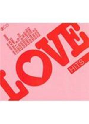Various Artists - Love Hits (Music CD)