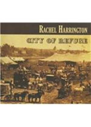Rachel Harrington - City of Refuge (Music CD)