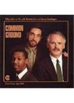 Mike LeDonne Trio - Common Ground
