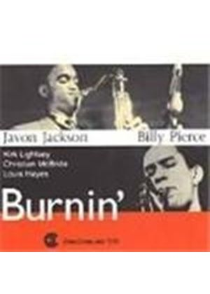 Javon Jackson / Billy Pierce Quintet - Burnin'