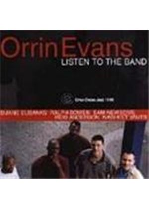 Orrin Evans - Listen To The Band
