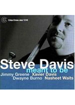 Steve Davis Quintet - Meant To Be (Music CD)
