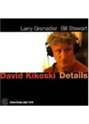 David Kikoski Trio (The) - Details